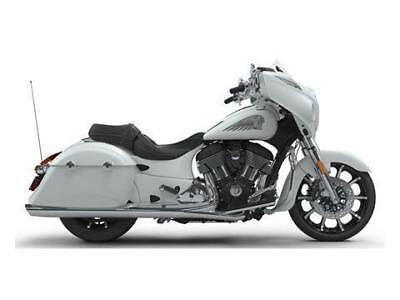 Indian Chieftain Limited White Smoke 2018 Model