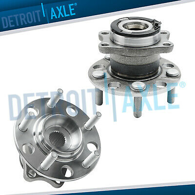 REAR Wheel Hub /& Bearing Assembly for DODGE CALIBER 2007-2011 AWD FWD