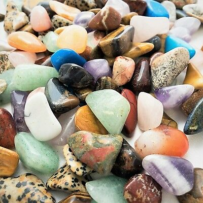 Zentron Crystals South Africa Tumbled Stone Mix, 2 lbs