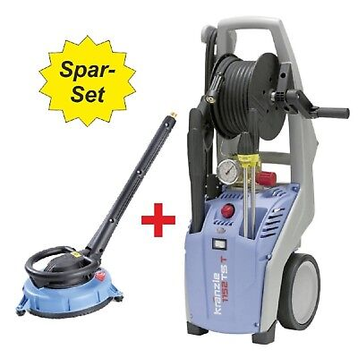 KRÄNZLE High Pressure Cleaner K 1152 TS T incl. Round UFO in Complete Set