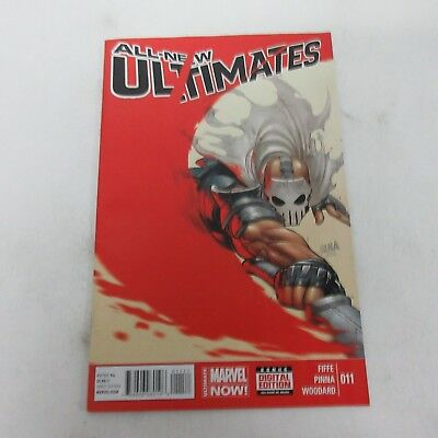 Marvel All-New Ultimates #11 NM