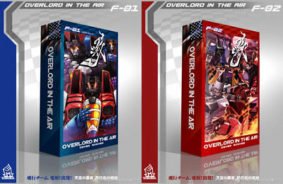 NEW Transformed MechFansToys F-01 Overload in the air Boy toys In Stock soon