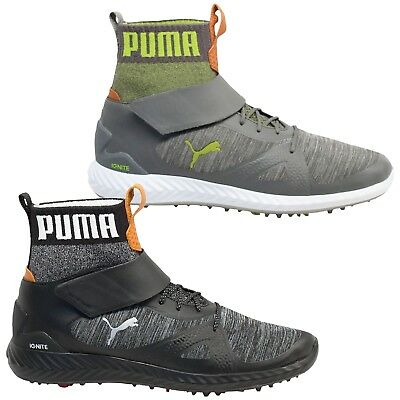 e22c92b3a125 New 2018 Puma Ignite PWRADAPT Hi-Top Golf Shoes - Pick Your Color and Size