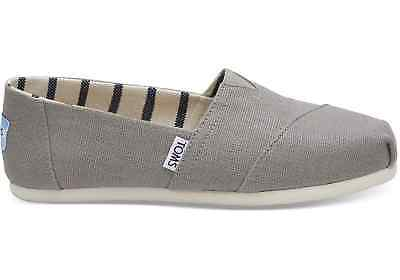 10ce7fe3d86 Toms Classic Morning Dove Heritage Canvas 10011665 Women s Shoes Fast  Shipping L