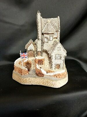 DAVID WINTER COTTAGES   WEST COUNTRY : 1987 CORNISH HARBOR  W/O box