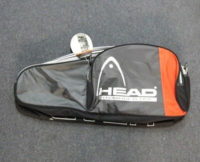 BRAND NEW HEAD Titanium Tennis Racquet Bag