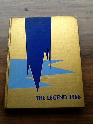 The Legend - 1966 Yearbook Pace University