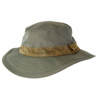 94e699a0b90 Cancer Council Canvas Boonie Slouch Hat - Khaki