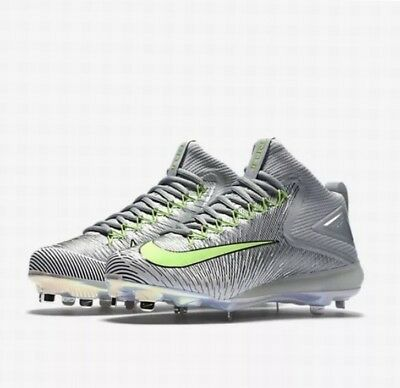 Nike Force Zoom Trout 3 Luminescent Asg Baseball Cleats 844627-031 Sz 9.5  $150