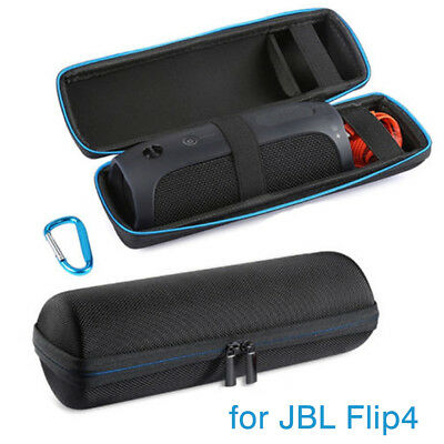 Housse Etui Zip Case Cover protection pour JBL Flip4 Wireless Bluetooth Speaker
