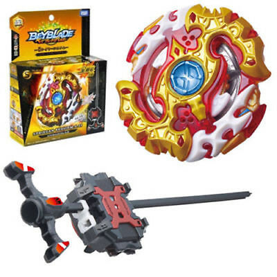 4D Beyblade Metall Masters Fury 4D Top Arena Burst Starter mit Launcher in Box#1