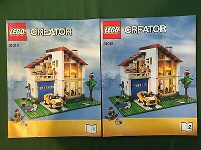 Lego 31012 Creator Family House New Factory Sealed 8500 Picclick