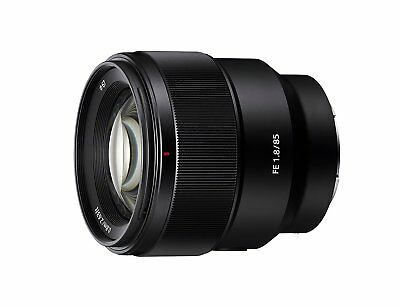 Sony digital Prime lens camera α [E mount] lens FE 85mm F1.8 SEL85F18