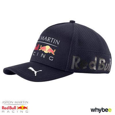 Sale! 2018 Aston Martin Red Bull Racing Team Cap Adult Official Puma Formula One