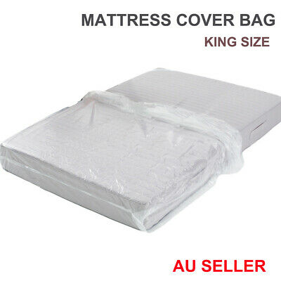 Mattress Protector Bag Dust Cover Plastic Packaging Bag for Moving &Storage King