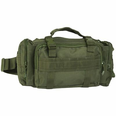 Mil-Tec Tactical Waist Pack Belt Bag Pocket Modular System Molle Travel Hiking