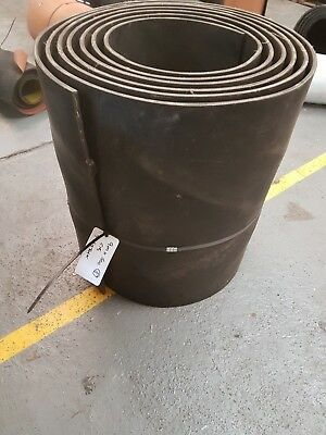Rubber Conveyor Belt/ Rubber Matting 9m x 600mm C15 (3 ply)
