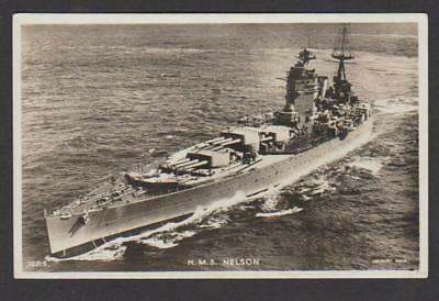 Royal Navy HMS NELSON (1925-1949) .. Nelson class battleship