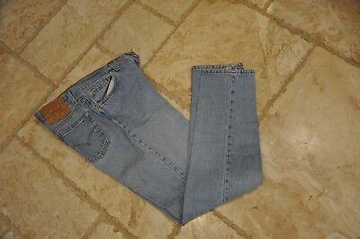 Levi's 501 FOR WOMEN Size Jr 11 x 31 Jeans High Waist Button Fly stains USA 423