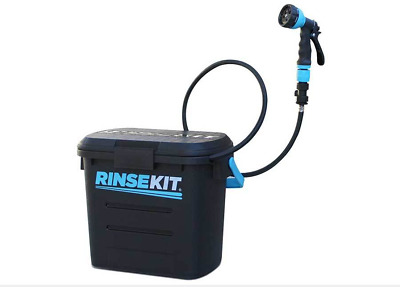 Caravan Accessories - RinseKit portable shower / cleaner