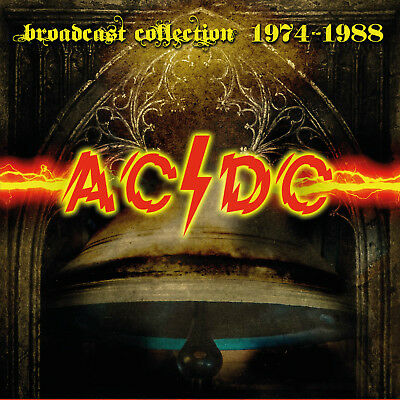 AC/DC - Broadcast Collection 1974-1988. 14CD BOX SET + Sealed. **NEW**