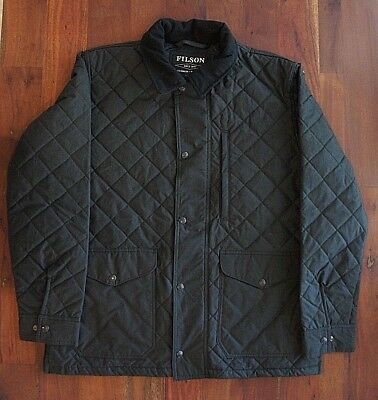 Filson Quilted Mile Marker Jacket (Mens Large) NEW!!