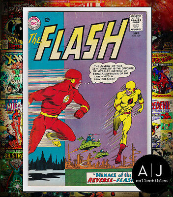 The Flash #139 (DC) FN! HIGH RES SCANS!