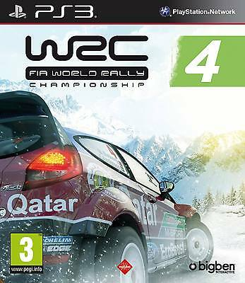 WRC 4 World Rally Championship Ps3 (Leer Anuncio)
