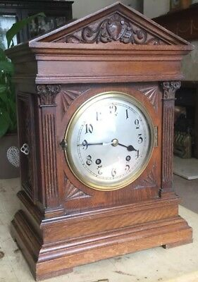 Large W & H Ting Tang Bracket Clock