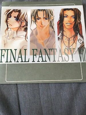 FINAL FANTASY 8 Irvine Kinneas ANTHOLOGY DOUJINSHI PARSLEY