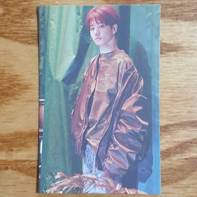 Feeldog Authentic Photocard UNB 1st Mini Album Boyhood Kpop Genuine