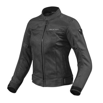 REV'IT Eclipse Ladies Women's Jacket Scooter Touring Estiva Perforated Airy