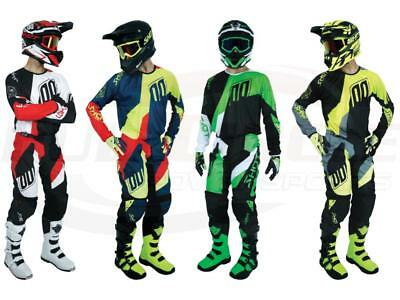 Shot Racing Devo Alert Jersey & Pant Combo Men's Motocross/MX/ATV Dirt Bike