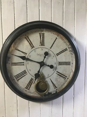 Antique Style French Wall Clock