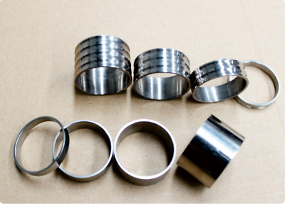 """1-1/8"""" Titanium Alloy Ti Spacer 2.5/5/10/15/20mm For Stem Bike Headset Washer"""