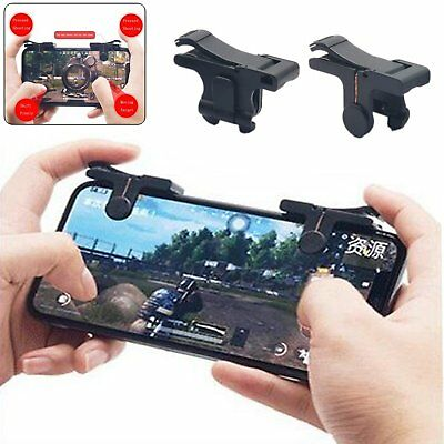 V4.0 L1R1 Spiel Gaming Trigger Mobile Shooter Controller PUBG Für iPhone Android