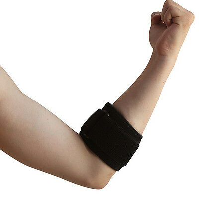 Tennis Elbow Support Golfer's Strap Prevent Epicondylitis Brace Lateral 、New