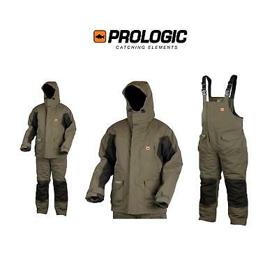 ProLogic Highgrade Thermo Suit All Sizes New 2018 Carp Pike Coarse Fishing Suit
