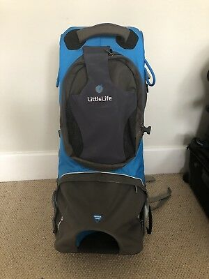 Littlelife Freedom S2 Hiking baby / child backpack carrier