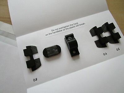Xiaomi M365/M187 must have pack (5 parts)