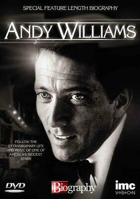 Andy Williams [DVD], Good DVD, ,