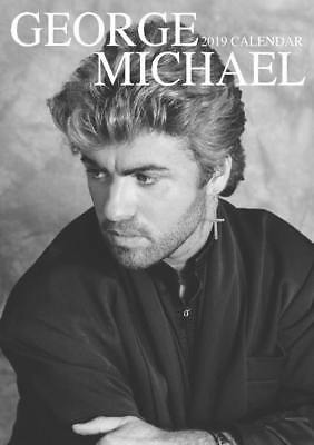 5442019 A3 George Michael Calendar Wall Calender By Oc