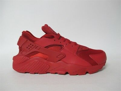 Nike Air Huarache Varsity Red Sz 11 318429-660
