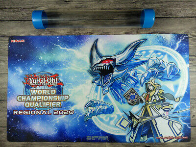 2018 Invoked YuGiOh Custom Playmat Trading Card Game Mat Free Tube By Animeless
