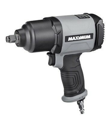 Maximum Air Impact Wrench