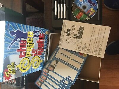 Brand New!  The Price Is Right DVD Game! Vintage 2005! Endless games