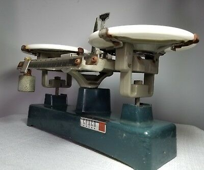 Vtg Cenco Instruments Balance Scale #3560 Candy Scientific