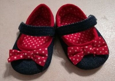 Chaussures 0-6 mois fille