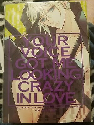 Your Voice Got Me Looking Crazy in Love - Final Fantasy 7 Fanbook / Doujinshi