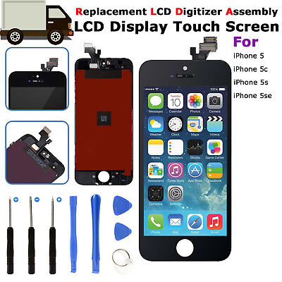 NEW iPhone 5 5c 5se Full LCD Display Touch Screen Digitizer Assembly Replacement